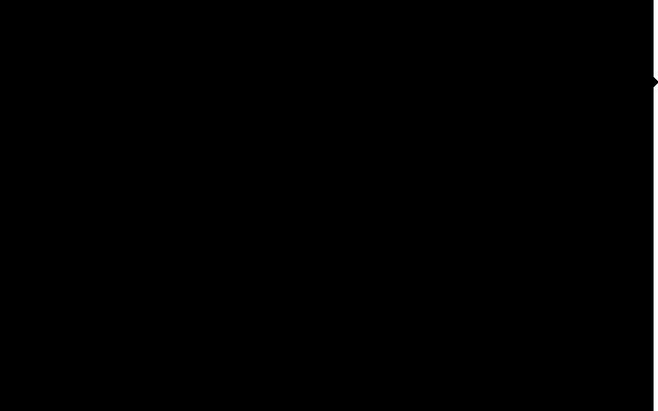 pijl wit